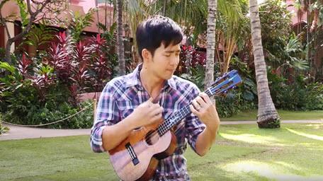 Jake Shimabukuro Ukulele Virtuoso