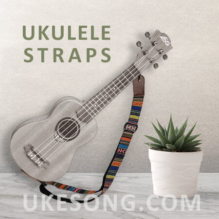 best ukulele straps