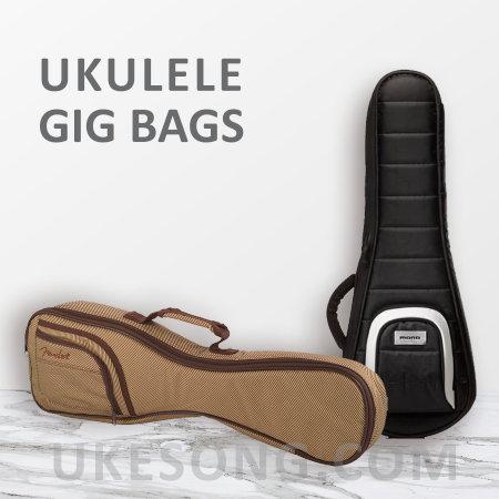 best ukulele gig bags