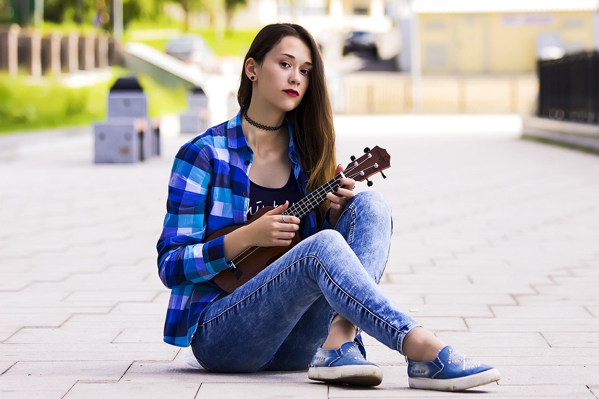 The Hot 100 ukulele covers