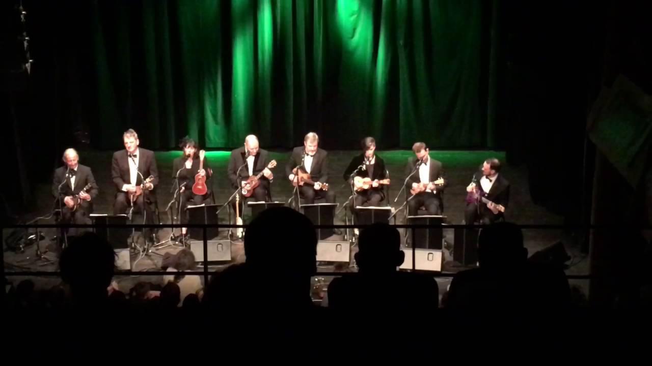 ukulele orchestra  great britain  good  bad  ugly