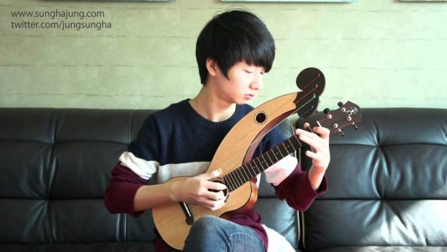Sungha Jung Archives | Ukesong