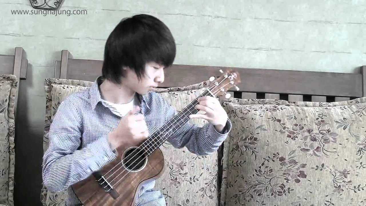 Somewhere Over The Rainbow Sungha Jung