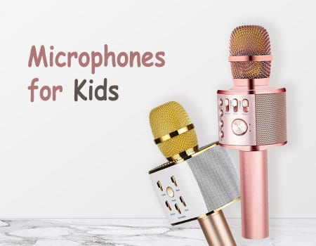 best microphones for kids