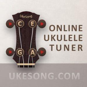 online ukulele tuner app