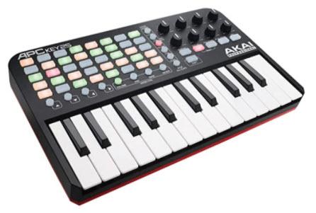 AKAI Professional APC Key 25 MIDI Controller Keyboard