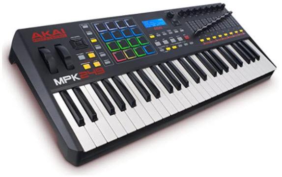 Akai Professional MPK249 MIDI Keyboard Controller