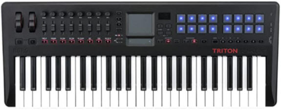 Korg TRTK49 MIDI Controller