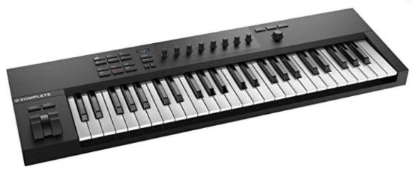 Native Instruments Komplete Kontrol A49 Midi Controller Keyboard
