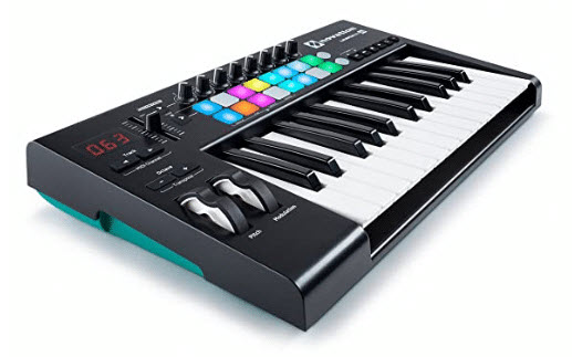Novation Launchkey 25 MK2 MIDI Controller