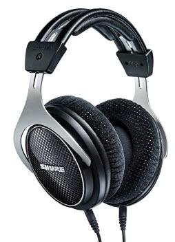 Shure SRH1540 Premium Closed-Back Recording Headphones
