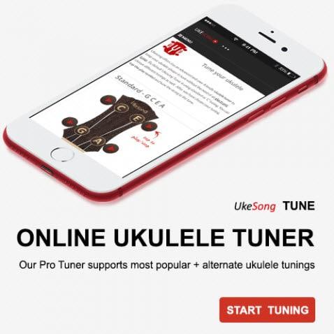 online ukulele tuner mob