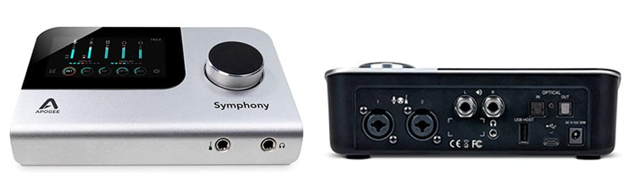 Apogee Symphony Desktop audio interface