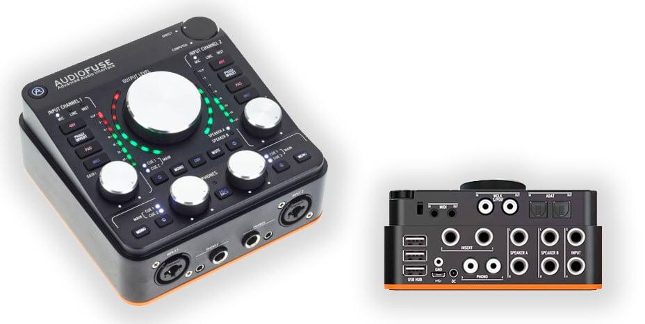 Arturia AudioFuse Rev2 USB Audio Interface