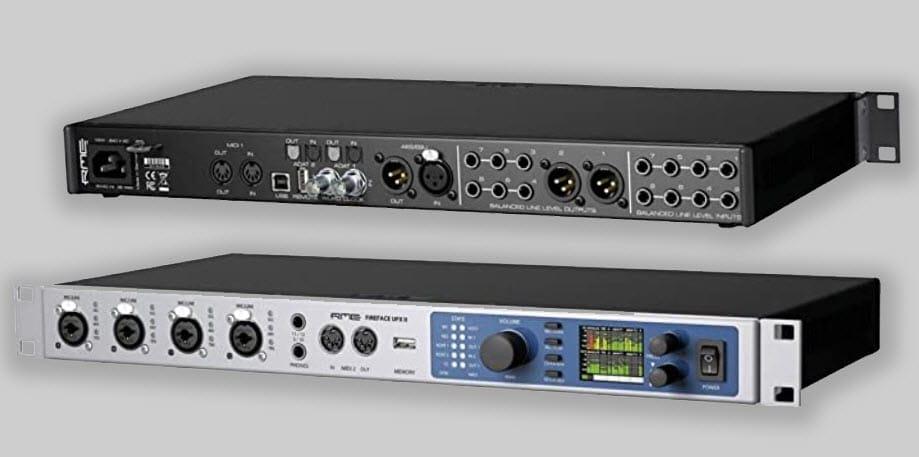 RME Audio Interface (FIREFACEUFXII)