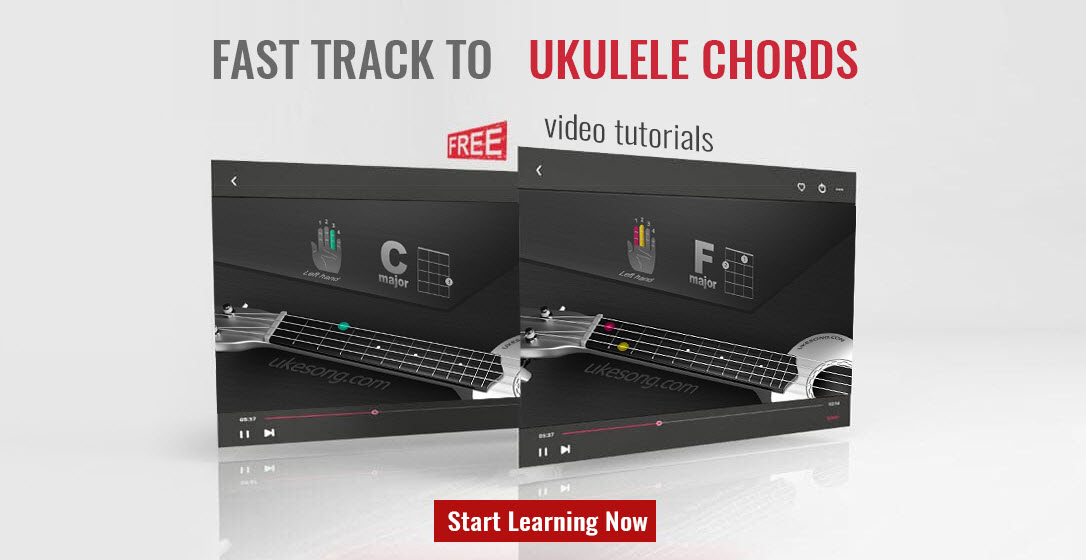Fast Track to ukulele chords